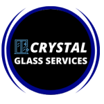 Crystal glass services logo
